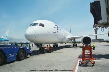DSC_0438 Boeing 787-9 CC-BGN LATAM Chile © Michel Anciaux