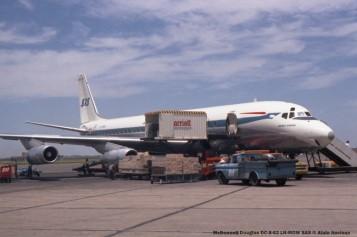 img901 McDonnell Douglas DC-8-62 LN-MOW SAS © Alain Anciaux