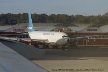 img919 Boeing 707-321C CX-BSB Trans Continental Sur © Michel Anciaux