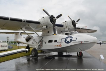 001 Canadian Vickers PBY-5A Canso G-PBYA Catalina Aircraft Limited © Michel Anciaux