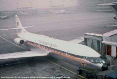 003 Sud-Aviation SE-210 Caravelle 10R EC-BRJ Transeuropa © Michel Anciaux