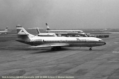 005 Sud-Aviation SE-210 Caravelle 10R EC-BIB Aviaco © Michel Anciaux