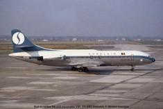 005 Sud-Aviation SE-210 Caravelle VIN OO-SRC Sobelair © Michel Anciaux