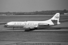 007 Sud-Aviation SE-210 VIR Caravelle CS-TCB TAP Portugal © Michel Anciaux