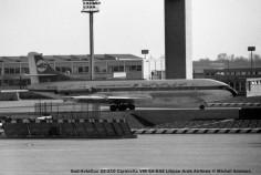 012Sud-Aviation SE-210 Caravelle VIR 5A-DAE Libyan Arab Airlines © Michel Anciaux