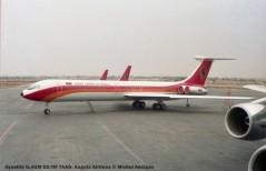 015 Ilyushin IL-62M D2-TIF TAAG- Angola Airlines © Michel Anciaux
