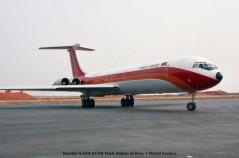 016 Ilyushin IL-62M D2-TIG TAAG- Angola Airlines © Michel Anciaux