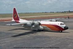017 Lockheed L100-30 Hercules PJ-TAC Angola Air Charter © Michel Anciaux