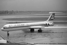 02 Ilyushin Il 62 SP-LAA LOT Polish Airlines © Michel Anciaux