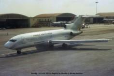 024 Boeing 727-116C D2-TJA Angola Air Charter © Michel Anciaux