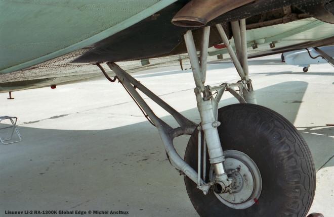 024 Lisunov Li-2 RA-1300 Global Edge © Michel Anciaux