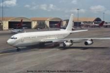 032 Boeing 707-351C D2-TOR Angola Air Charter © Michel Anciaux