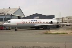 032 Sud-Aviation SE-210 Caravelle 11R 3D-CNA Gabon Express © Michel Anciaux