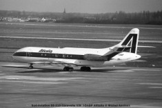 032 Sud-Aviation SE-210 Caravelle VIN I-DABP Alitalia © Michel Anciaux