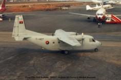 040 Casa 212-200 Aviocar ''T-407'' Angola Air Force © Michel Anciaux