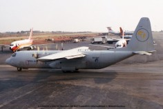 048 Lockheed L-100-30 Hercules S9-NAT Transafrik International © Michel Anciaux