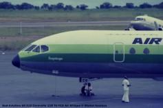049 Sud-Aviation SE-210 Caravelle 11R TU-TCO Air Afrique © Michel Anciaux