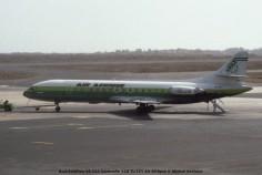 059 Sud-Aviation SE-210 Caravelle 11R TU-TCY Air Afrique © Michel Anciaux