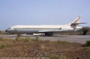 067 Sud-Aviation SE-210 Caravelle III 6V-AAR Republique du Senegal © Michel Anciaux