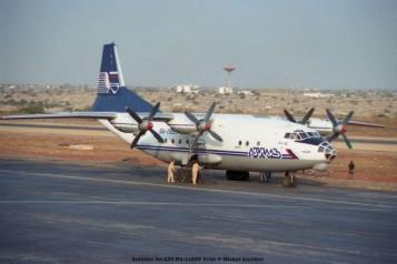 068 Antonov An-12V RA-11899 Avial © Michel Anciaux