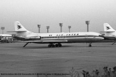 069 Sud-Aviation SE-210 Caravelle III F-BNKH Air Inter © Michel Anciaux