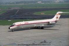 10 McDonnell Douglas DC-9-32 EC-BQT Iberia © Michel Anciaux