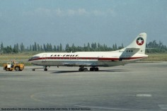 10 Sud-Aviation SE 210 Caravelle VIR CC-CCQ LAN Chile © Michel Anciaux