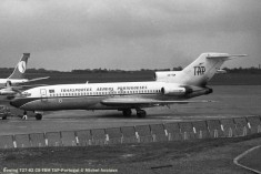 18 Boeing 727-82 CS-TBM TAP-Portugal © Michel Anciaux