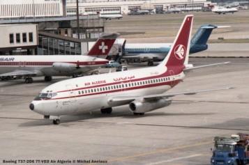 31 Boeing 737-2D6 7T-VEO Air Algerie © Michel Anciaux