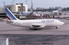 45 Boeing 737-228 F-GBYA Air France © Michel Anciaux