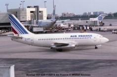 45 Boeing 737-228 F-GBYA Air France © Michel Anciaux
