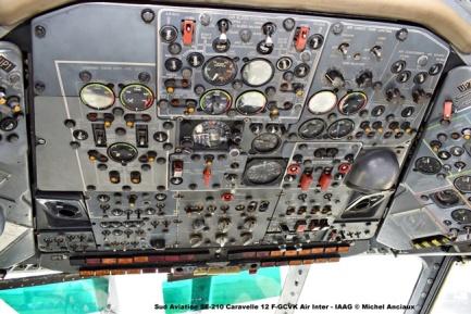 DSC_0092 Sud Aviation SE-210 Caravelle 12 F-GCVK Air Inter - IAAG © Michel Anciaux