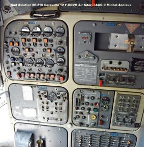 DSC_0093 Sud Aviation SE-210 Caravelle 12 F-GCVK Air Inter - IAAG © Michel Anciaux