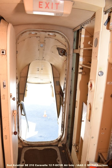DSC_0146 Sud Aviation SE 210 Caravelle 12 F-GCVK Air Inte - IAAG © Michel Anciaux
