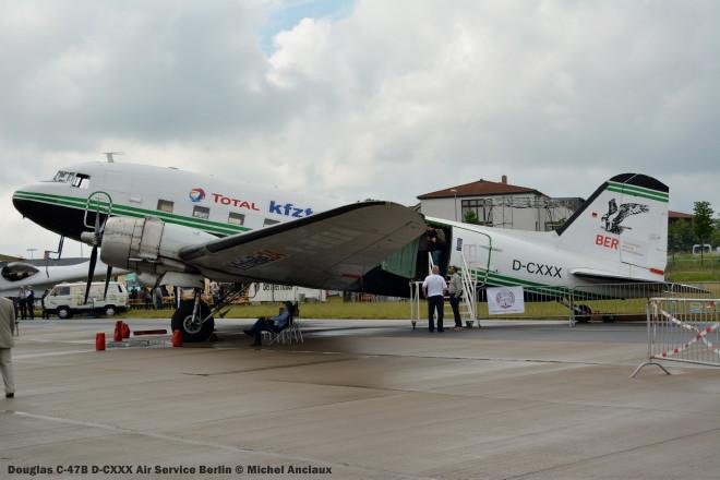 DSC_1079 Douglas C-47B D-CXXX Air Service Berlin © Michel Anciaux