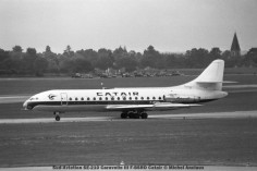 img154 Sud-Aviation SE-210 Caravelle III F-BSRD Catair © Michel Anciaux