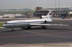 img372 Tupolev Tu-154B-2 RA-85592 Aeroflot © Michel Anciaux