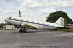 img635 Douglas C-47-DL N783T Tol Air Cargo Ex CC-CAO © Michel Anciaux