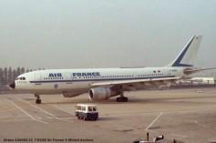 img724 Airbus A300B2-1C F-BVGE Air France © Michel Anciaux