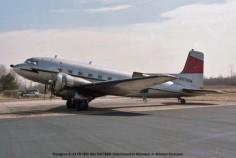 img936 Douglas C-117D (DC-3S) N973SN Intercoastal Airways © Michel Anciaux