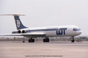 008 Ilyushin IL-62 SP-LAA LOT Polish Airlines © Michel Anciaux