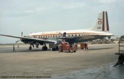 02 Douglas DC-6B OB-R-846 Faucett © Michel Anciaux
