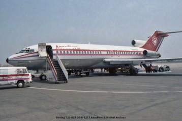 020 Boeing 727-029 OB-R-1277 AeroPeru © Michel Anciaux