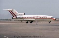 03 Boeing 727-051C OB-R-1115 Faucett © Michel Anciaux