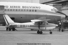 03 Cessna C-172C Skyhawk OB-I-737 © Alain Anciaux