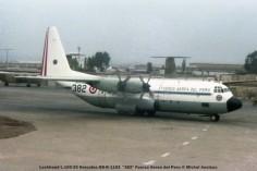 03 Lockheed L-100-20 Hercules OB-R-1183 ''382'' Fuerza Aerea del Peru © Michel Anciaux