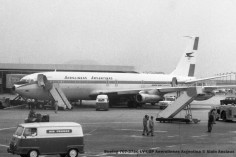 04 Boeing 707-372C LV-LGP Aeerolineas Argentina © Alain Anciaux