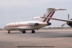 04 Boeing 727-051C OB-R-1115 Faucett © Michel Anciaux