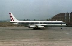 04 McDonnell Douglas DC-8-62CF ''370'' Fuerza Aerea del Peru © Michel Anciaux