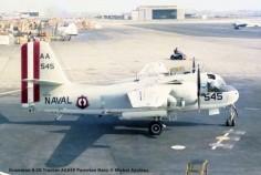 08 Grumman S-2G Tracker AA545 Peruvian Navy © Michel Anciaux